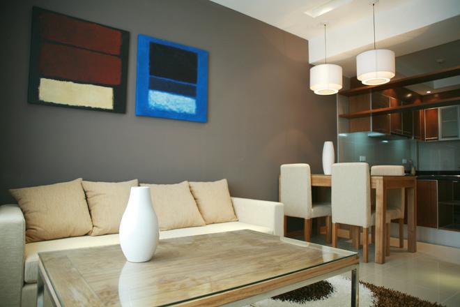 Hoàn thiện nội thất căn hộ 80 m2 với 300 triệu (3)