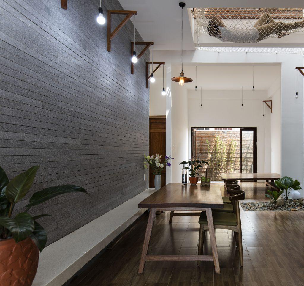Thiết kế nhà phố đẹp 280 m2 ở Nha Trang (5)