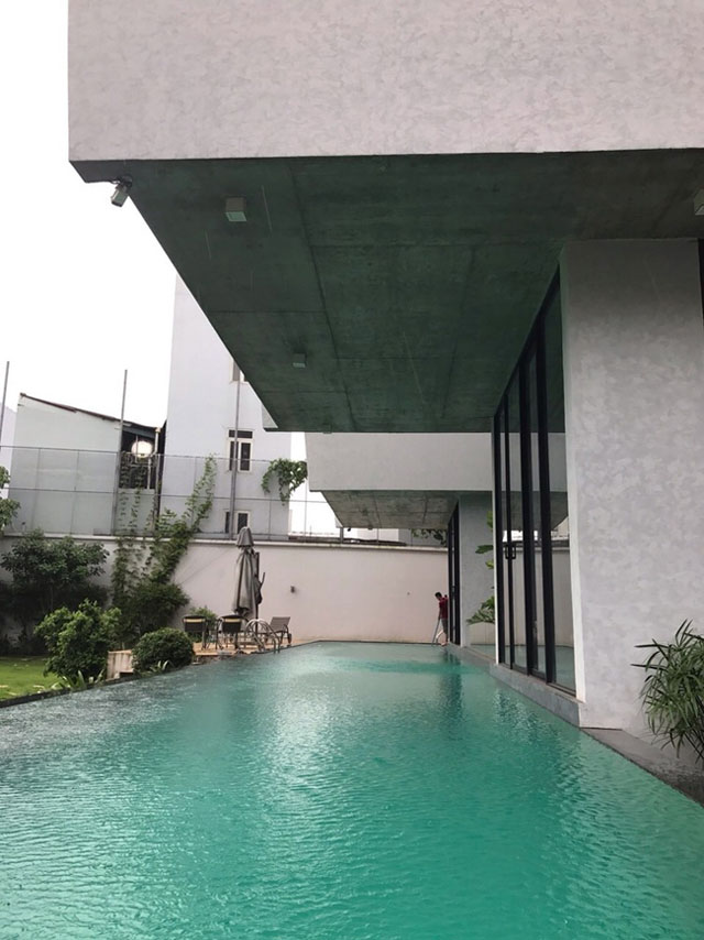 Concerto House - beautiful house in Saigon (8)