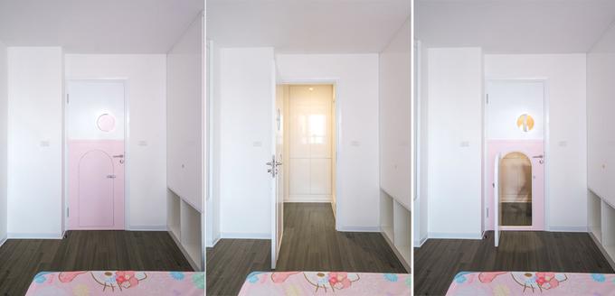 Không gian căn hộ 120 m2 quận Cầu Giấy Hà Nội (4)