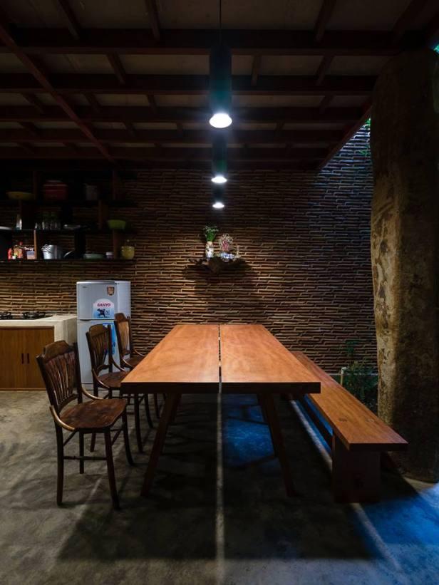 Công trình nhà đẹp 120 m2 ở Di Linh, Lâm Đồng (10)