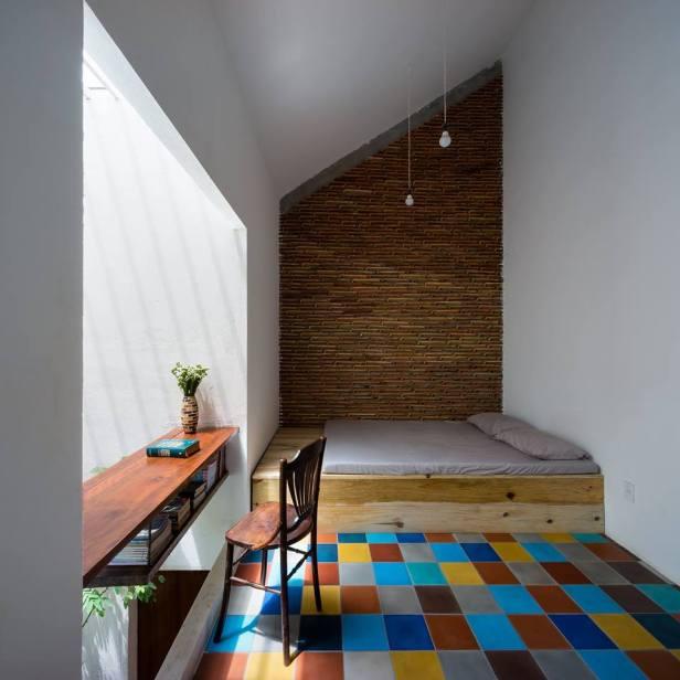 Công trình nhà đẹp 120 m2 ở Di Linh, Lâm Đồng (16)