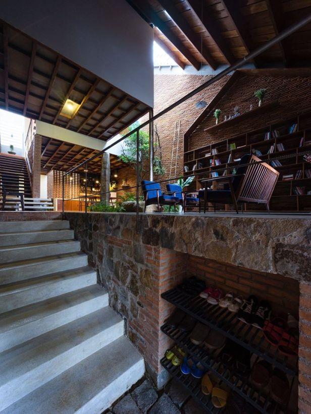 Công trình nhà đẹp 120 m2 ở Di Linh, Lâm Đồng (4)