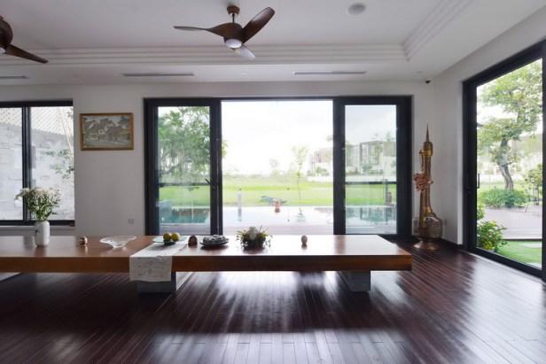 Nhà đẹp sinh đôi ở Nam Thăng Long Hà Nội (14)