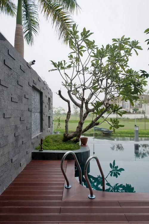 Nhà đẹp sinh đôi ở Nam Thăng Long Hà Nội (6)
