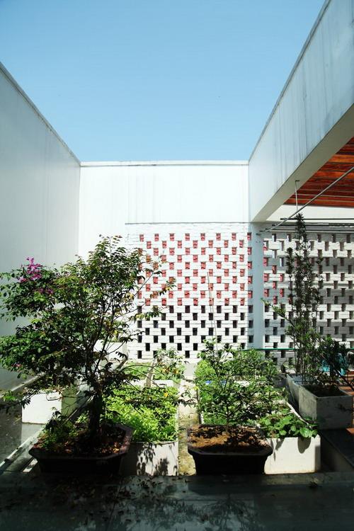 Nhà phố 3 tầng đẹp diện tích 7.5 m và 18 m ở Hà Tĩnh (4)