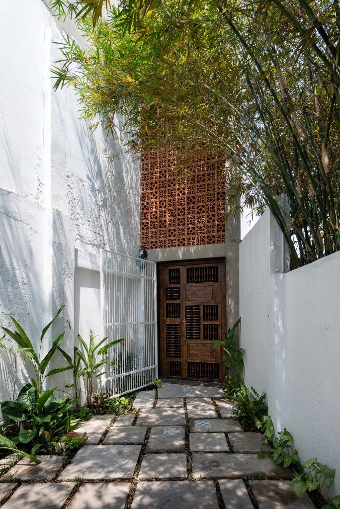 Thiết kế nhà phố Zen House ở quận Bình Thạnh, Sài Gòn (1)