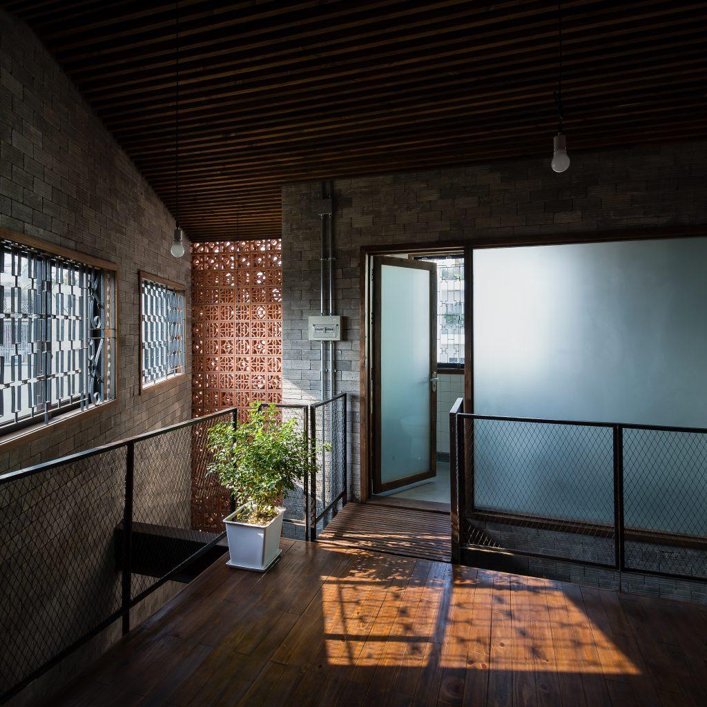 Thiết kế nhà phố Zen House ở quận Bình Thạnh, Sài Gòn (10)