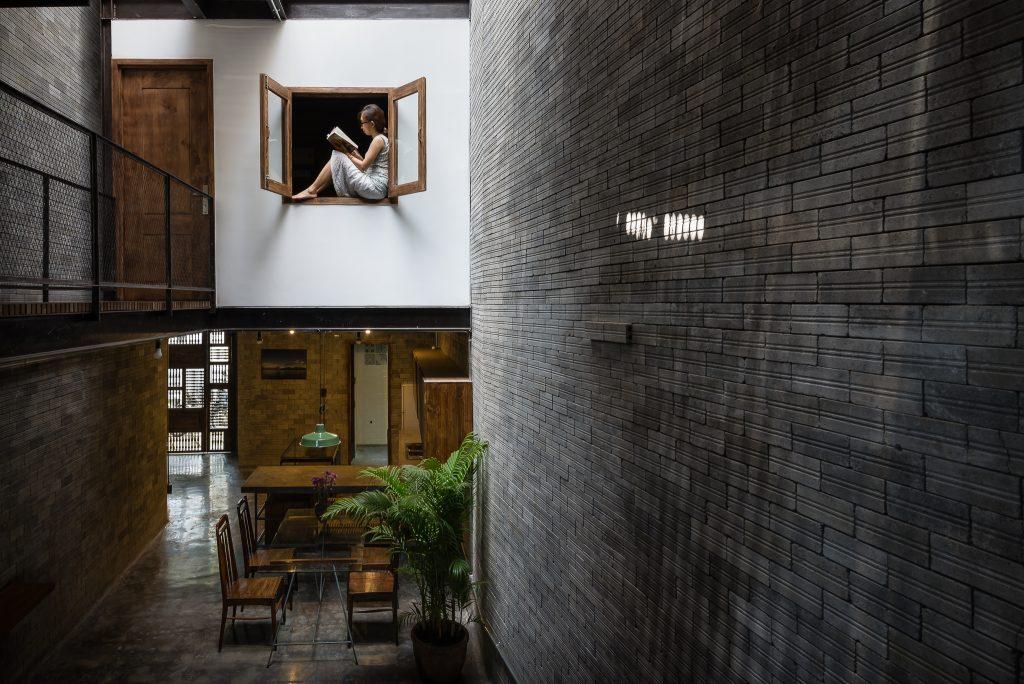 Thiết kế nhà phố Zen House ở quận Bình Thạnh, Sài Gòn (13)