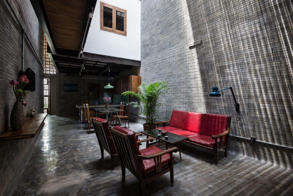 Thiết kế nhà phố Zen House ở quận Bình Thạnh, Sài Gòn (6)