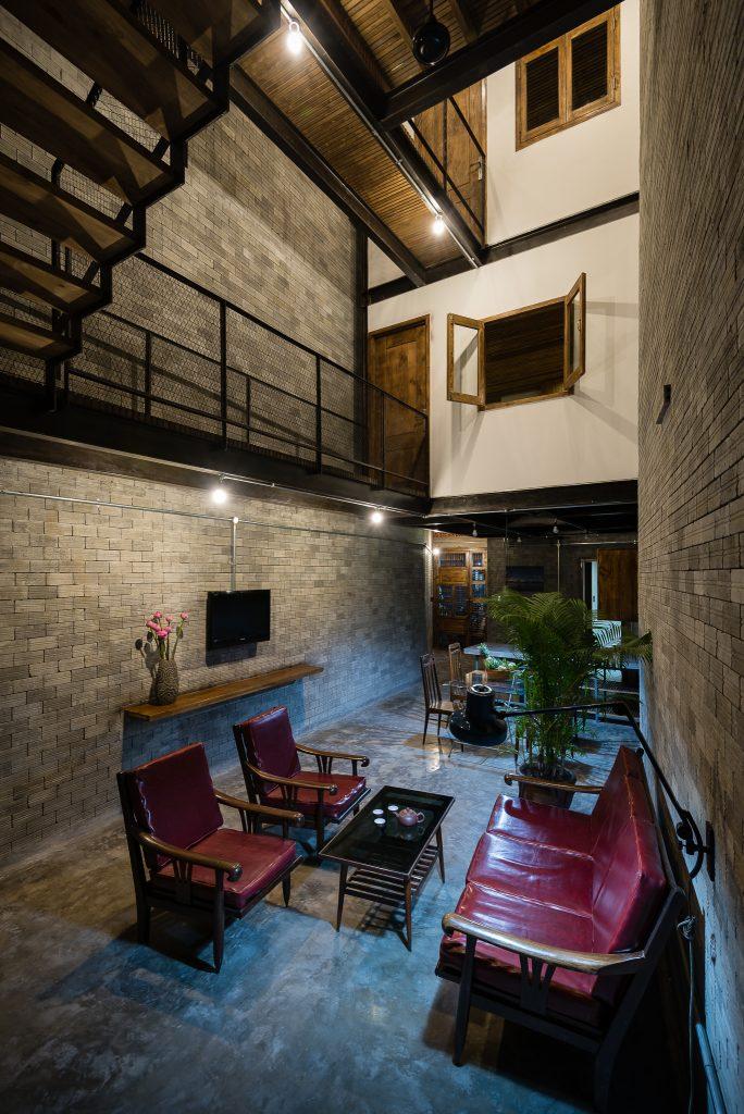 Thiết kế nhà phố Zen House ở quận Bình Thạnh, Sài Gòn (8)