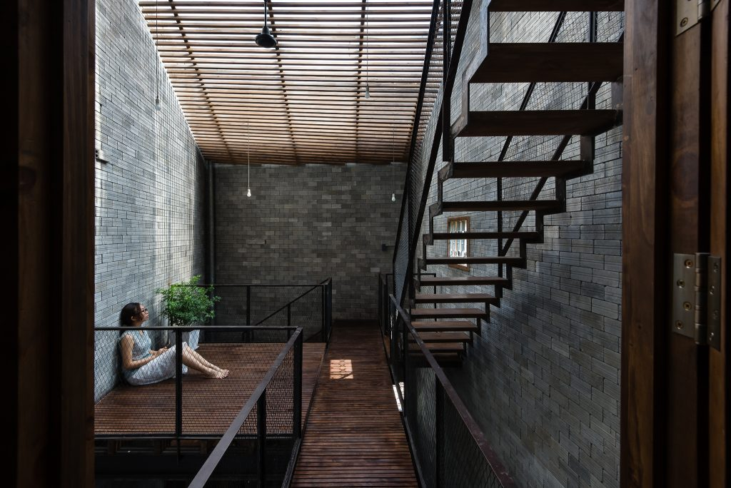 Thiết kế nhà phố Zen House ở quận Bình Thạnh, Sài Gòn (9)