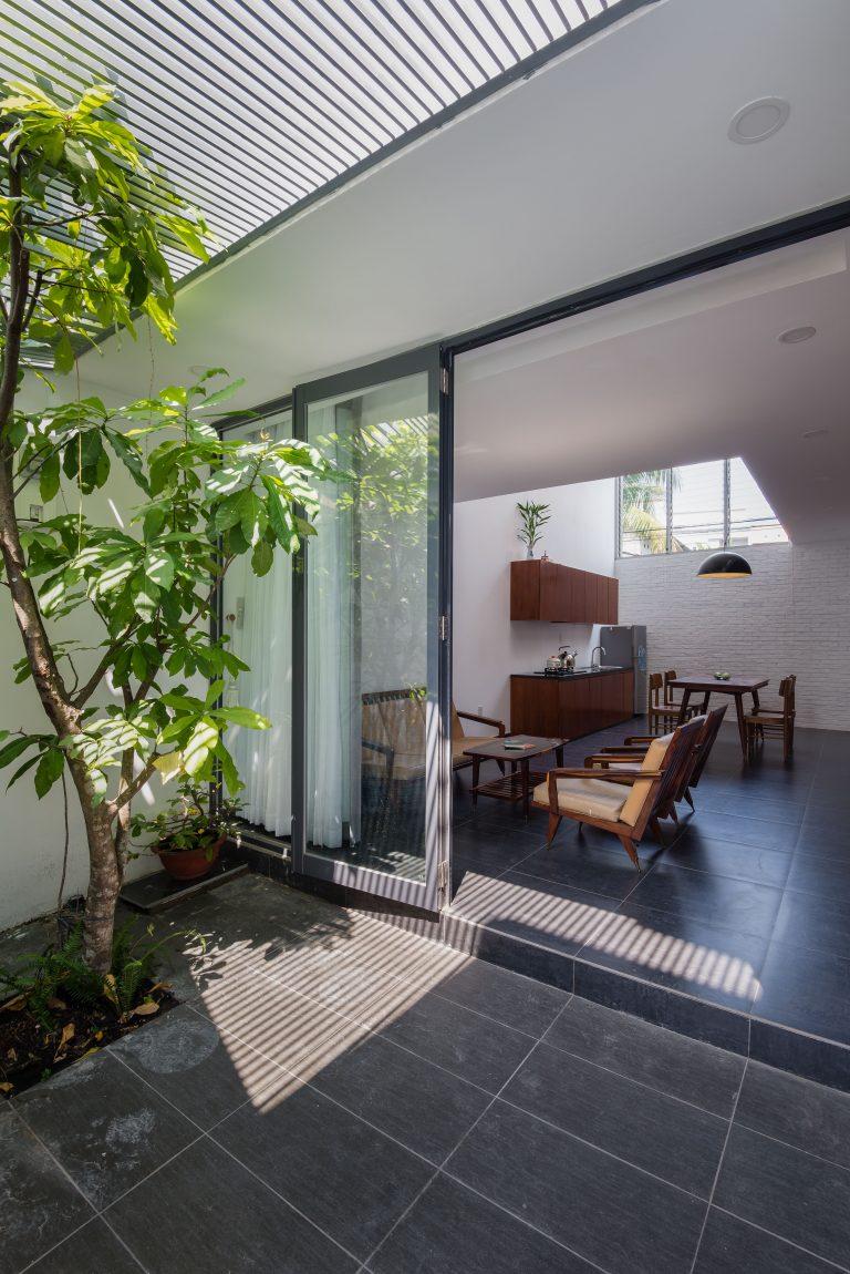 Thiết kế nhà phố 54 m2 (2)