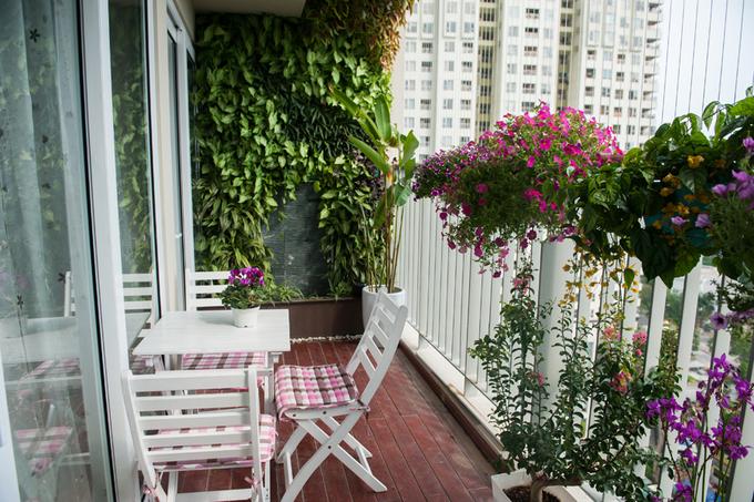 Nội thất căn hộ 3 phòng ngủ 120 m2 ở Cầu Giấy Hà Nội (4)