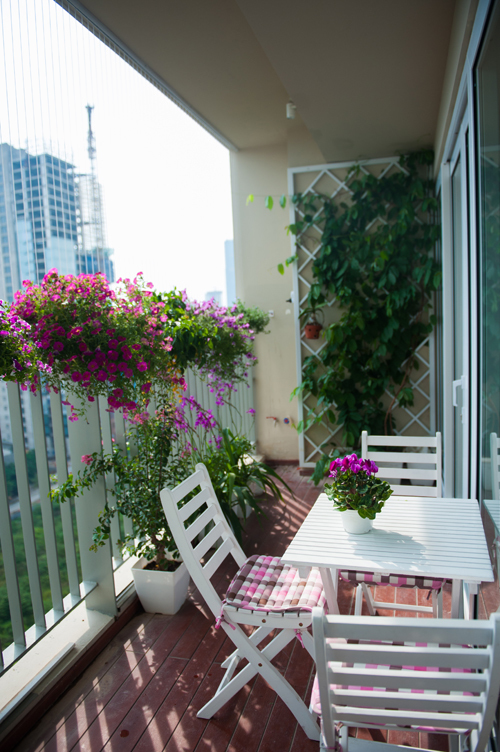 Furnished 3 bedroom apartment 120 m2 in Cau Giay Hanoi (5)