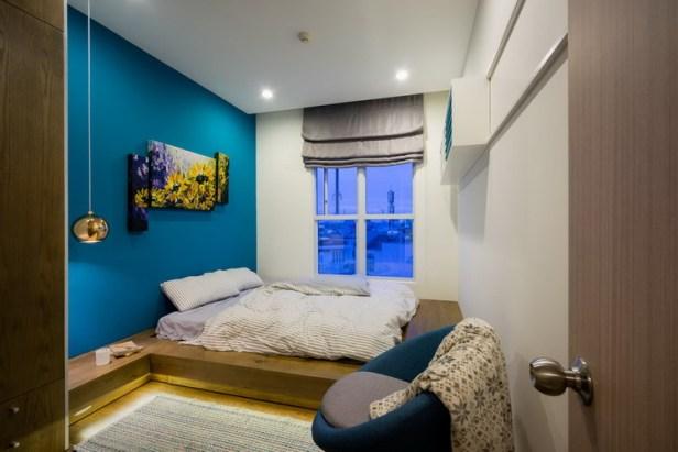 Thiết kế nội thất căn hộ 46 m2 ở quận Phú Nhuận, TP. HCM (10)