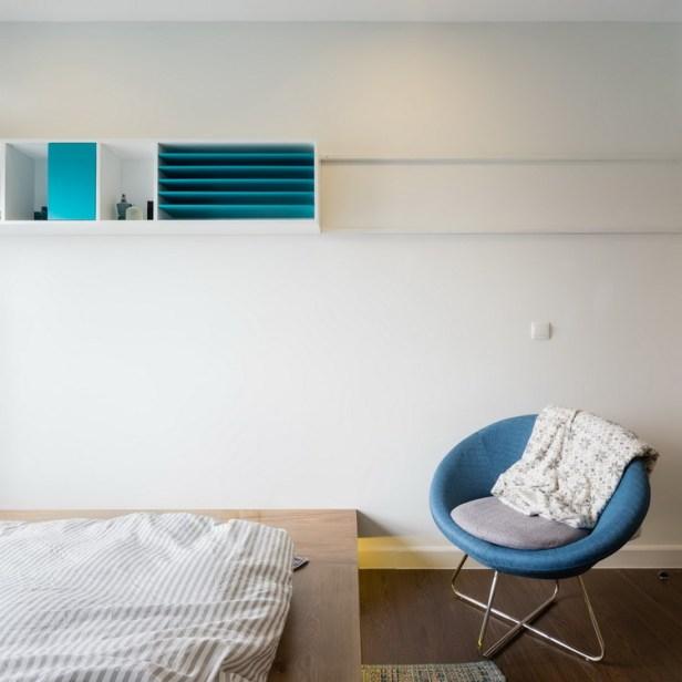 Thiết kế nội thất căn hộ 46 m2 ở quận Phú Nhuận, TP. HCM (11)