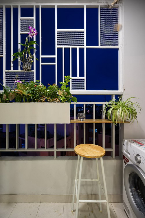 Thiết kế nội thất căn hộ 46 m2 ở quận Phú Nhuận, TP. HCM (13)