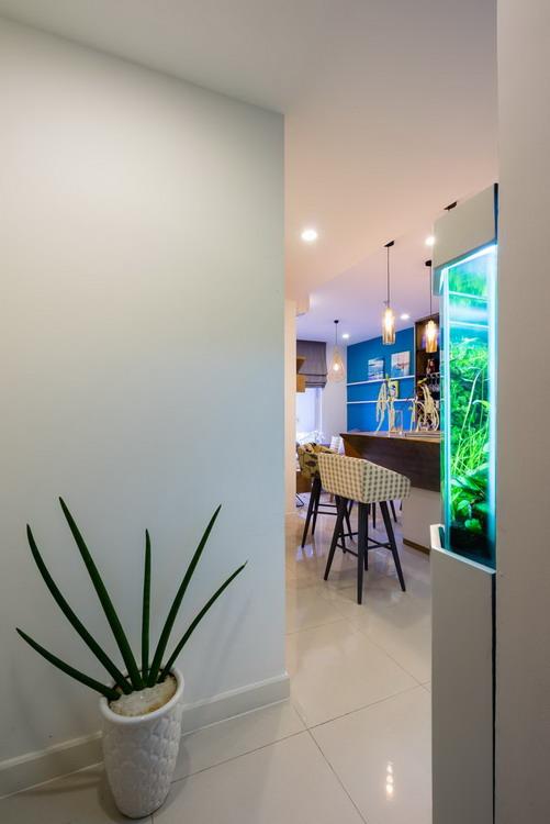 Thiết kế nội thất căn hộ 46 m2 ở quận Phú Nhuận, TP. HCM (3)