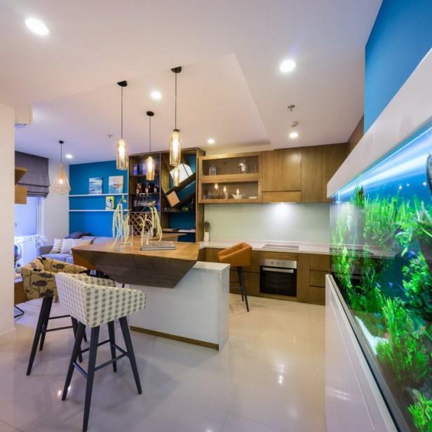 Thiết kế nội thất căn hộ 46 m2 ở quận Phú Nhuận, TP. HCM (4)