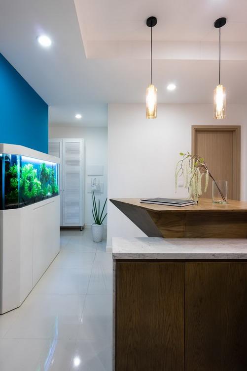 Thiết kế nội thất căn hộ 46 m2 ở quận Phú Nhuận, TP. HCM (7)
