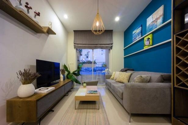 Thiết kế nội thất căn hộ 46 m2 ở quận Phú Nhuận, TP. HCM (9)