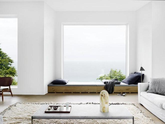 ừa ngắm cảnh đẹp vừa đọc sách hoặc nhâm nhi tách cà phê cạnh cửa sổ quả là tuyệt vời