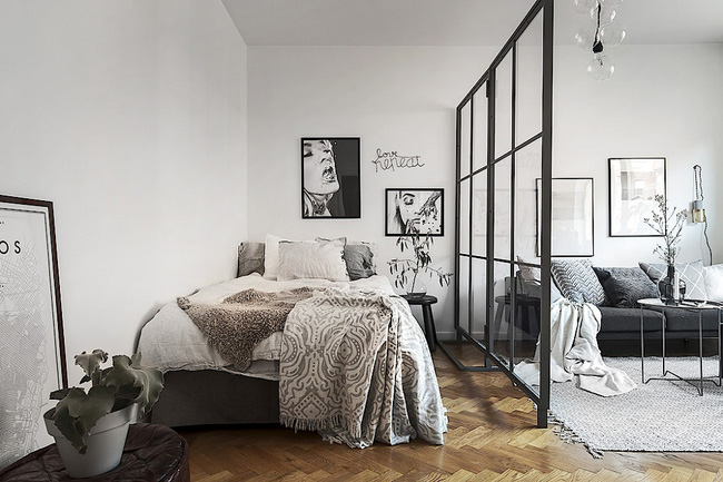 5 cách thiết kế phòng ngủ thoáng rộng (2)