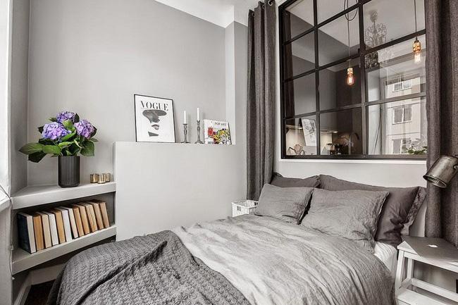 5 cách thiết kế phòng ngủ thoáng rộng (4)