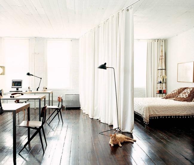 5 cách thiết kế phòng ngủ thoáng rộng (7)