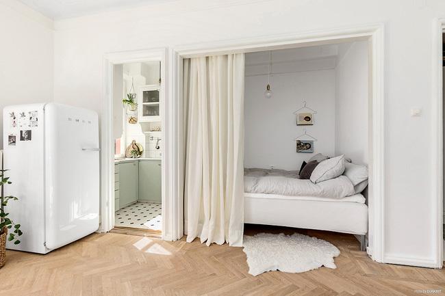 5 cách thiết kế phòng ngủ thoáng rộng (8)