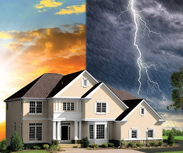 5 lưu ý chống ngập cho nhà thấp trũng (3)