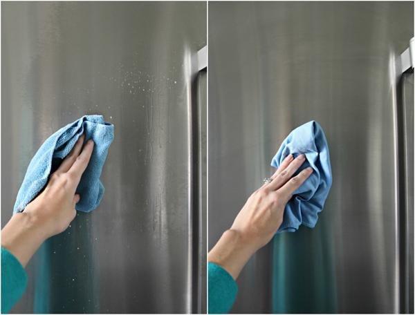 6 bước vệ sinh cho tủ lạnh phòng bếp sạch như mới (5)