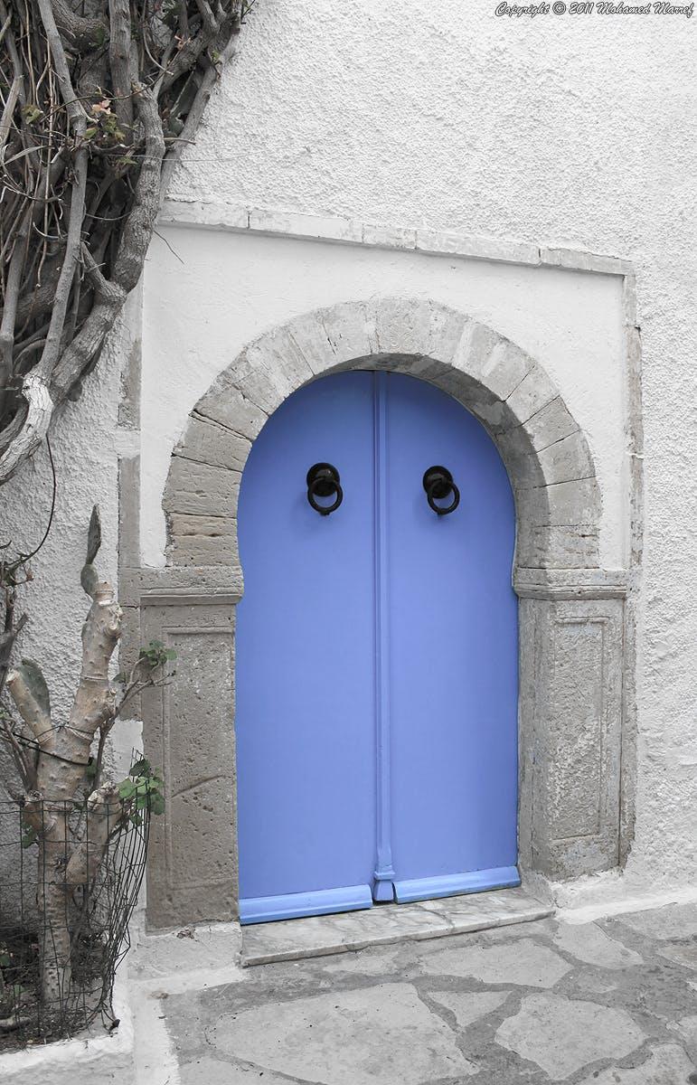 8 màu sơn cửa xu hướng khiến ai cũng mê tít (5)