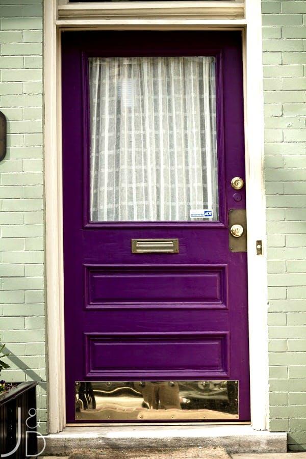 8 màu sơn cửa xu hướng khiến ai cũng mê tít (6)