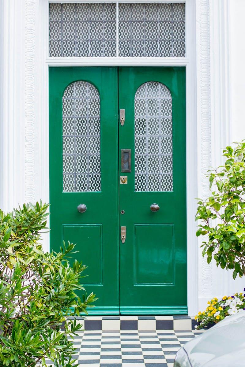 8 màu sơn cửa xu hướng khiến ai cũng mê tít (8)