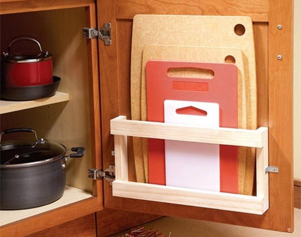 9 Tips To Take Advantage Of The Kitchen Cabinet Door Storage Gadget (1)