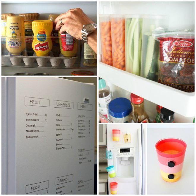 10 mẹo vặt cho tủ lạnh luôn ngăn nắp (1)