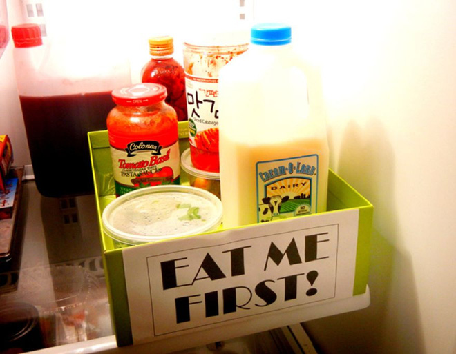 10 mẹo vặt cho tủ lạnh luôn ngăn nắp (4)