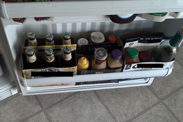 10 mẹo vặt cho tủ lạnh luôn ngăn nắp (5)