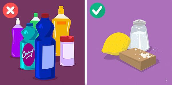Các sai lầm khi dùng máy giặt (6)