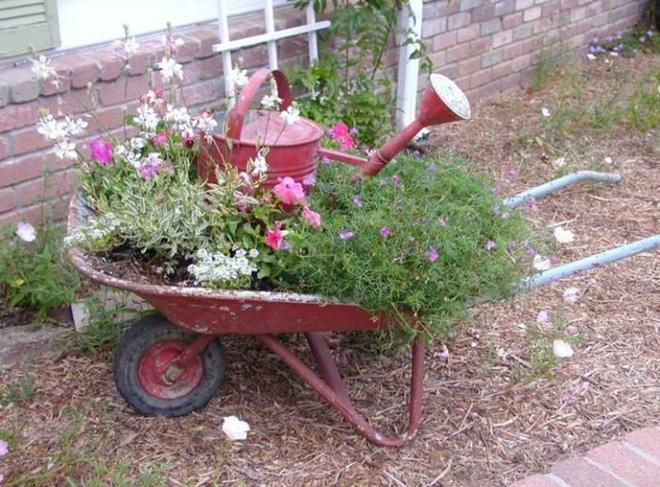 Bí quyết trang trí sân vườn đẹp (12)