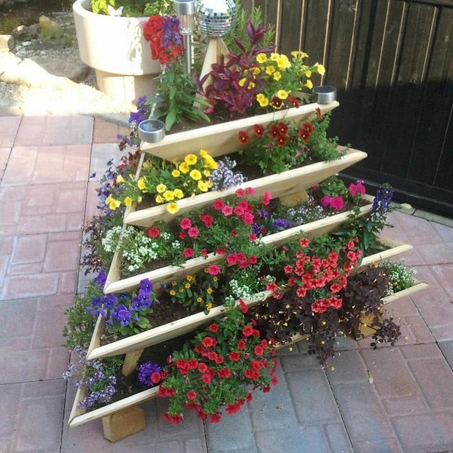 Bí quyết trang trí sân vườn đẹp (3)