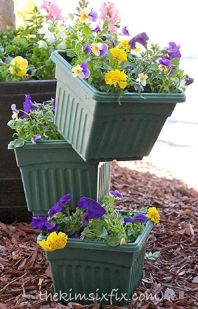 Bí quyết trang trí sân vườn đẹp (4)