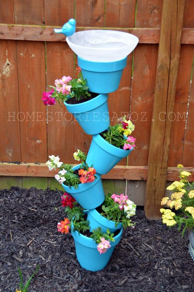Bí quyết trang trí sân vườn đẹp (6)