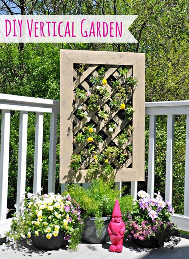 Bí quyết trang trí sân vườn đẹp (8)