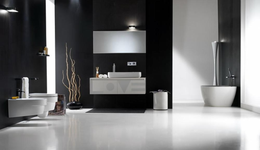 Các gam màu chuẩn cho không gian phòng tắm sạch sẽ và tươi sáng (2)