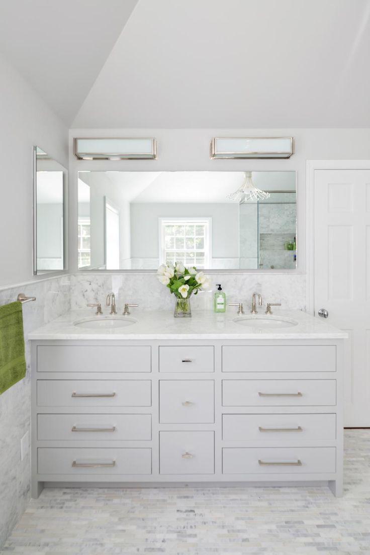 Các gam màu chuẩn cho không gian phòng tắm sạch sẽ và tươi sáng (7)