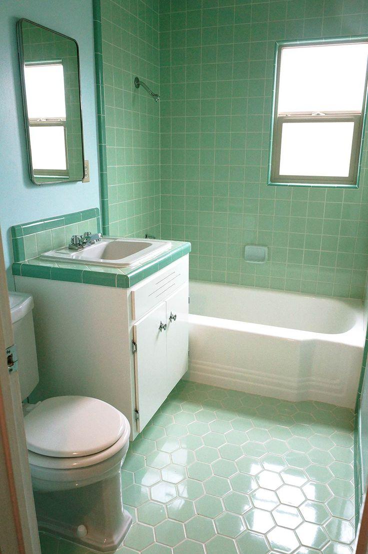 Các gam màu chuẩn cho không gian phòng tắm sạch sẽ và tươi sáng (8)