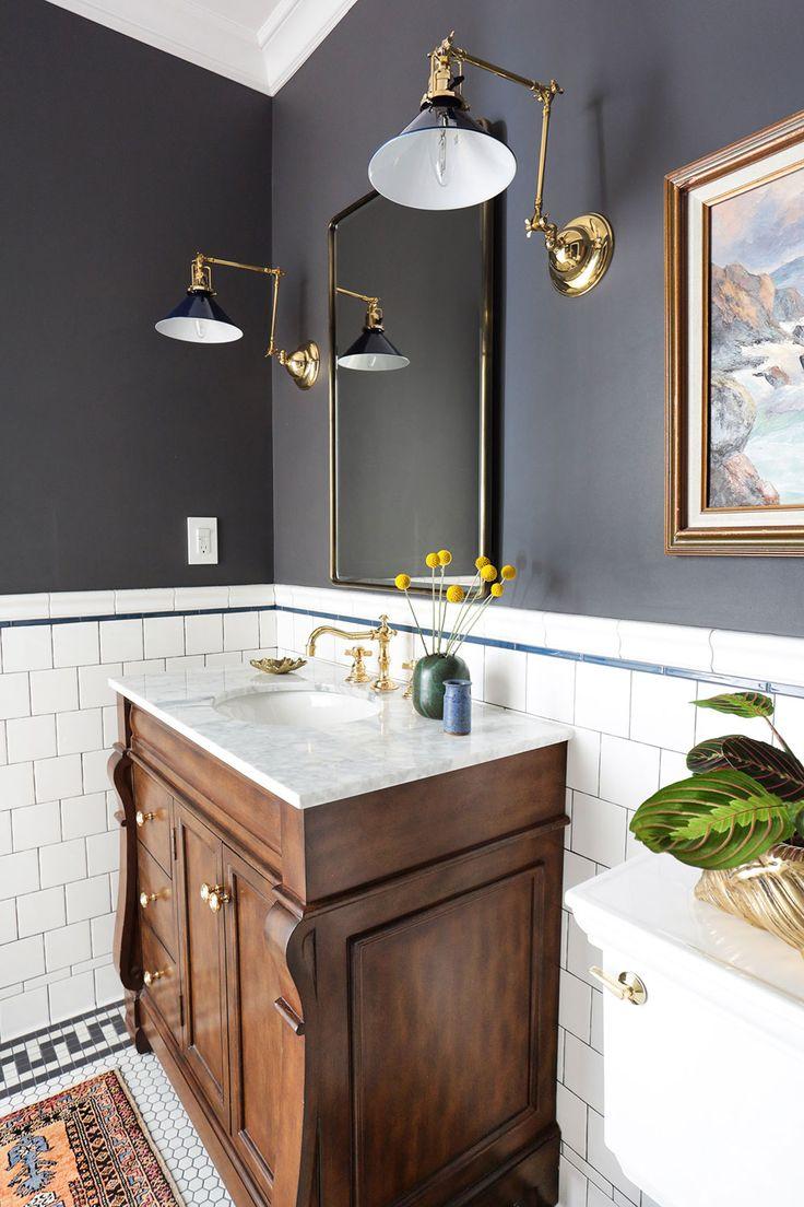 Các gam màu chuẩn cho không gian phòng tắm sạch sẽ và tươi sáng (9)